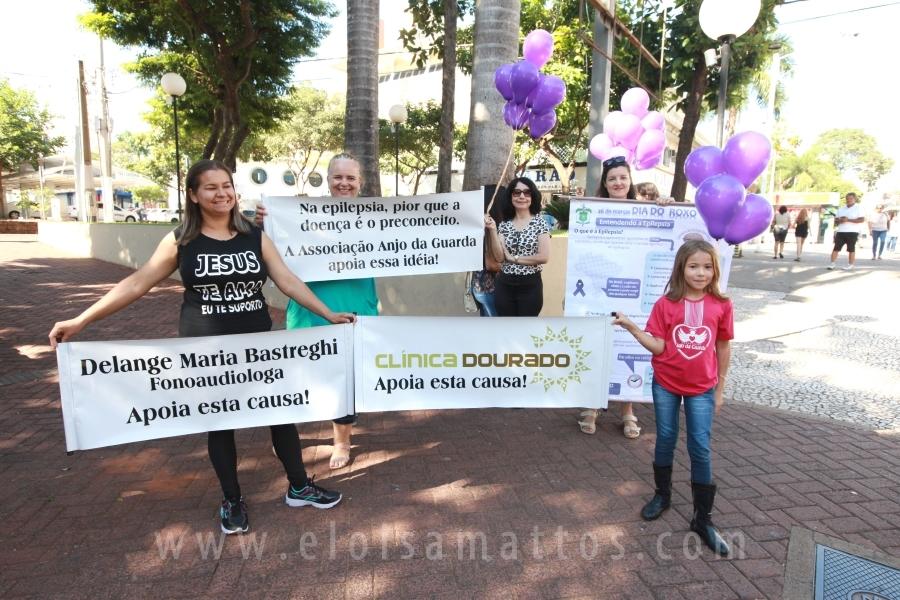 AÇÃO DE CONSCIENTIZAÇÃO E INCLUSÃO DA EPLEPSIA – GRUPO MULHERES DO BRASIL - Eloisa Mattos