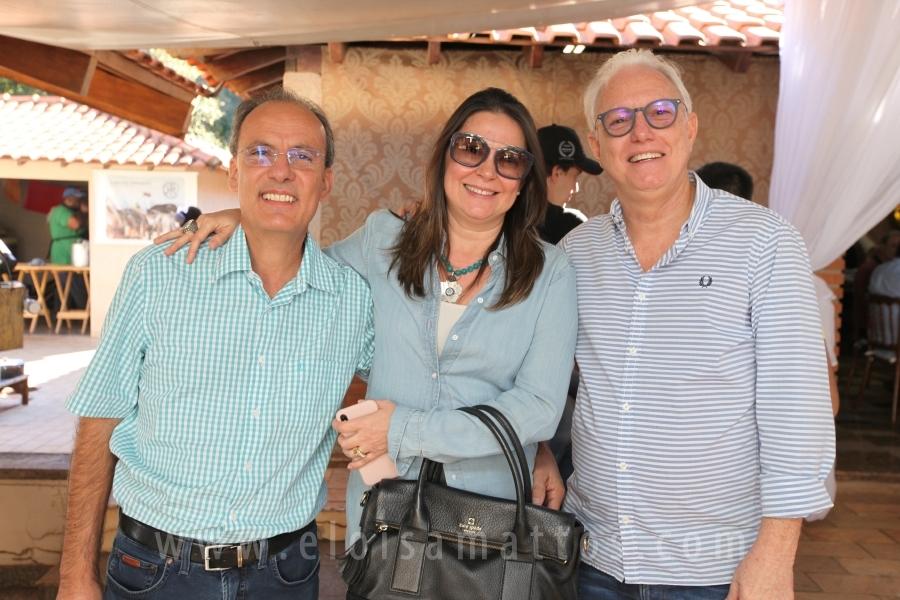 ANIVERSÁRIO DE 66 ANOS DE LUIS MARTINELI - Eloisa Mattos