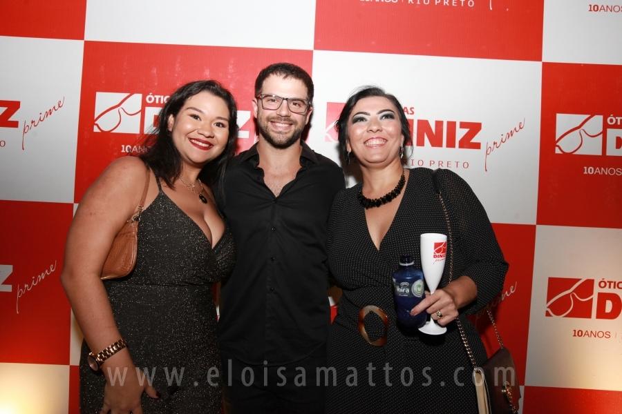 INAUGURAÇÃO ÓTICAS DINIZ PRIME – REDENTORA - Eloisa Mattos
