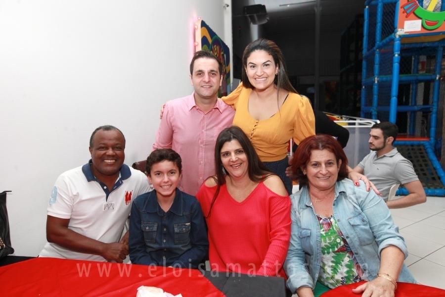 ANIVERSÁRIO DE 5 ANOS DE HENRIQUE RODRIGUES TINTI - Eloisa Mattos