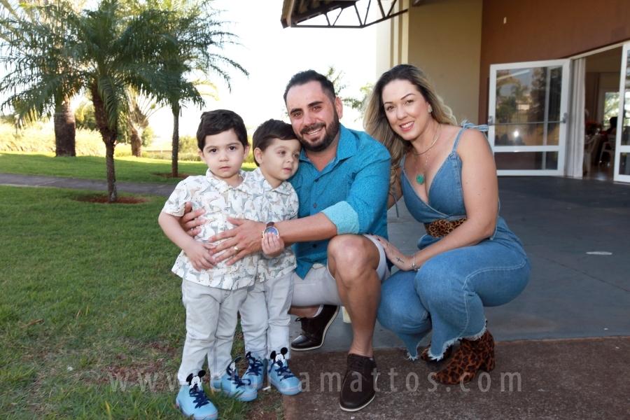 ANIVERSÁRIO DE 40 ANOS DE VANESSA DIAS - Eloisa Mattos