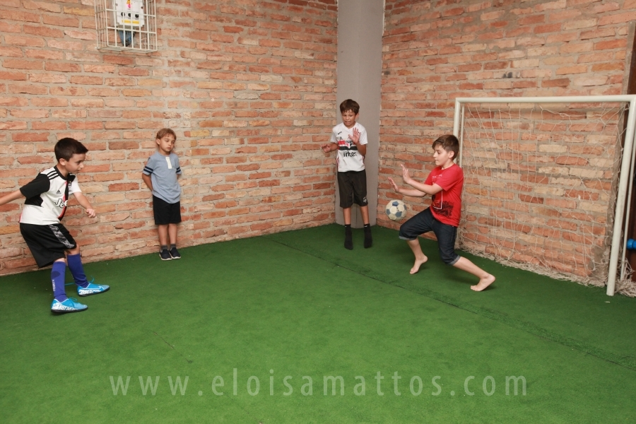 ARTHUR PANCIERA AZEM – 9 ANOS - Eloisa Mattos