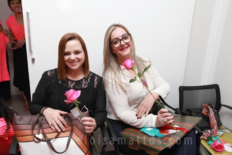OUTUBRO ROSA – LEVARE TRANSPORTES - Eloisa Mattos