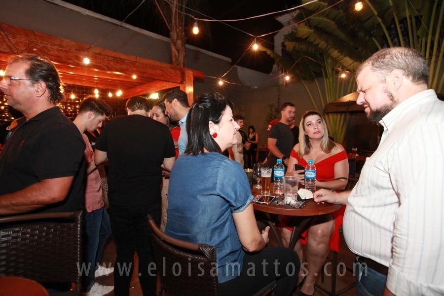 """LANÇAMENTO DO EVENTO """"O BRASEIRO ENTRE CORTES"""" 23/11/2019 - Eloisa Mattos"""