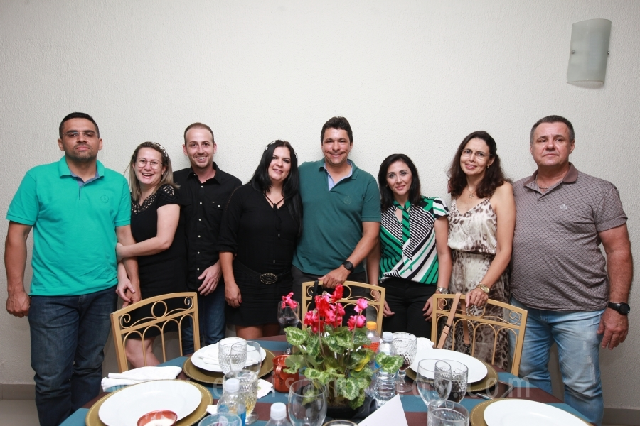 CONFRATERNIZAÇÃO -DISTRITO INDUSTRIAL  DR ULISSES GUIMARÃES/SJRIOPRETO - Eloisa Mattos