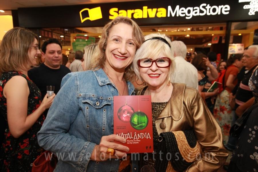 LANÇAMENTO DO LIVRO: NATALÂNDIA NO RIOPRETO SHOPPING - Eloisa Mattos