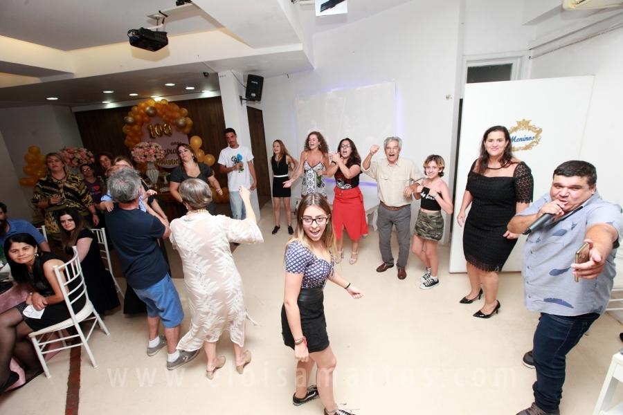 ANIVERSÁRIO DE 100 ANOS DE DONA ZAÍRA DIAS - Eloisa Mattos