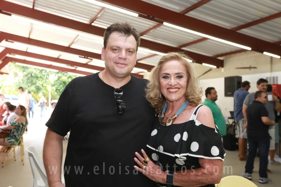 ANIVERSÁRIO DE 37 ANOS DE JÚNIOR BADAN - Eloisa Mattos