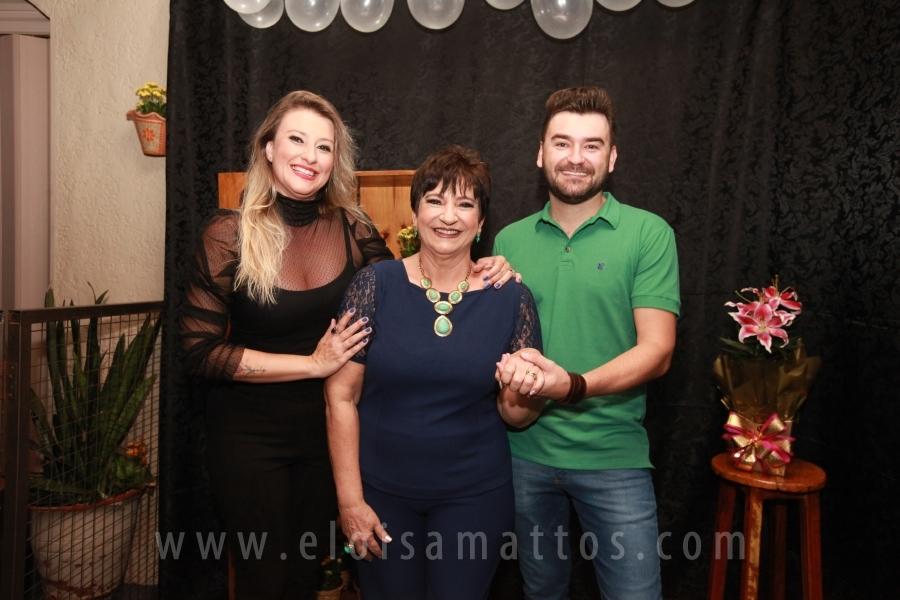 ANIVERSÁRIO DE 60 ANOS DE MARIA EUGÊNIA SCABIN - Eloisa Mattos