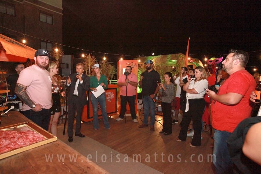 LANÇAMENTO 12ª ED FEIJOADA DOS AMIGOS – RJ - Eloisa Mattos
