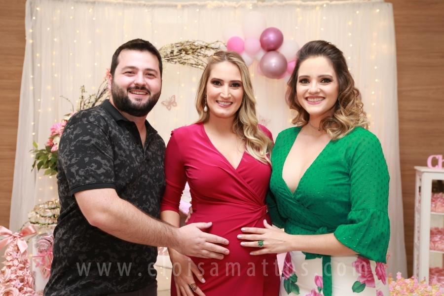 CHÁ DE BEBÊ DA HELENA – MÁRCIA E EDUARDO - Eloisa Mattos