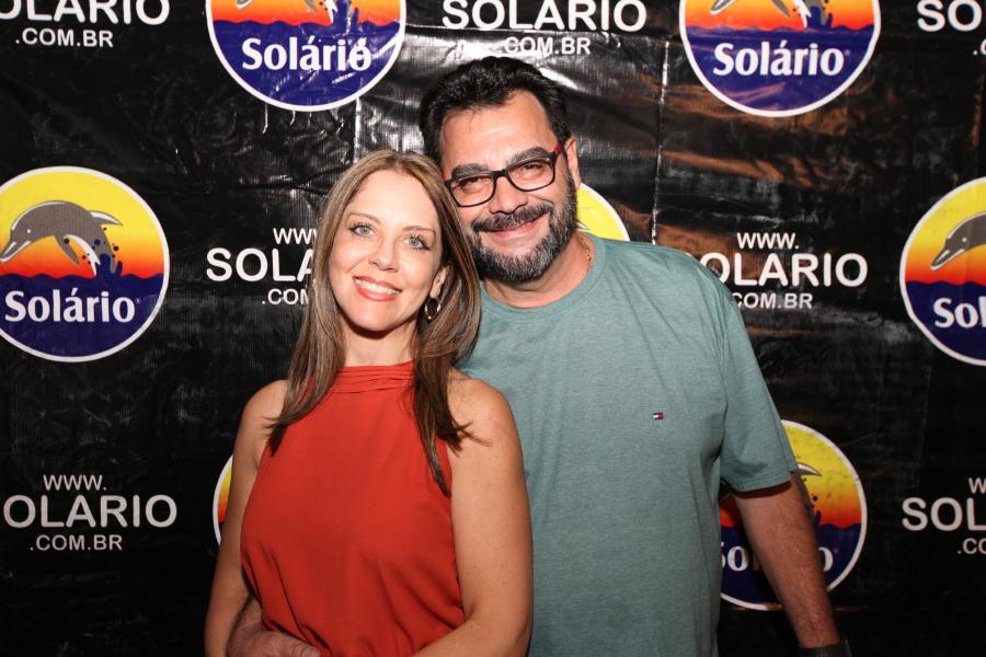 """""""A DUPLA GIAN E GIOVANI REALIZOU LIVE EM SÃO JOSÉ DO RIO PRETO, DIA 10 DE OUTUBRO, EVENTO ORGANIZADO PELA EMPRESA SOLÁRIO SUNSET,  QUE TROUXE  SOLIDARIEDADE ATRAVÉS DA MÚSICA"""" - Eloisa Mattos"""