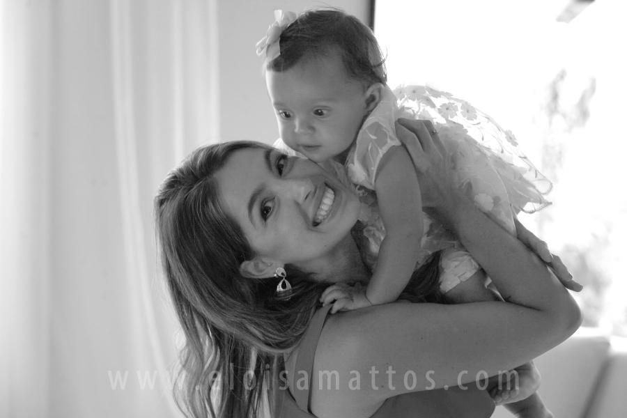 BATIZADO E ANIVERSÁRIO DE 1 ANO DA ISABELA AMORIM CAPARROZ - Eloisa Mattos
