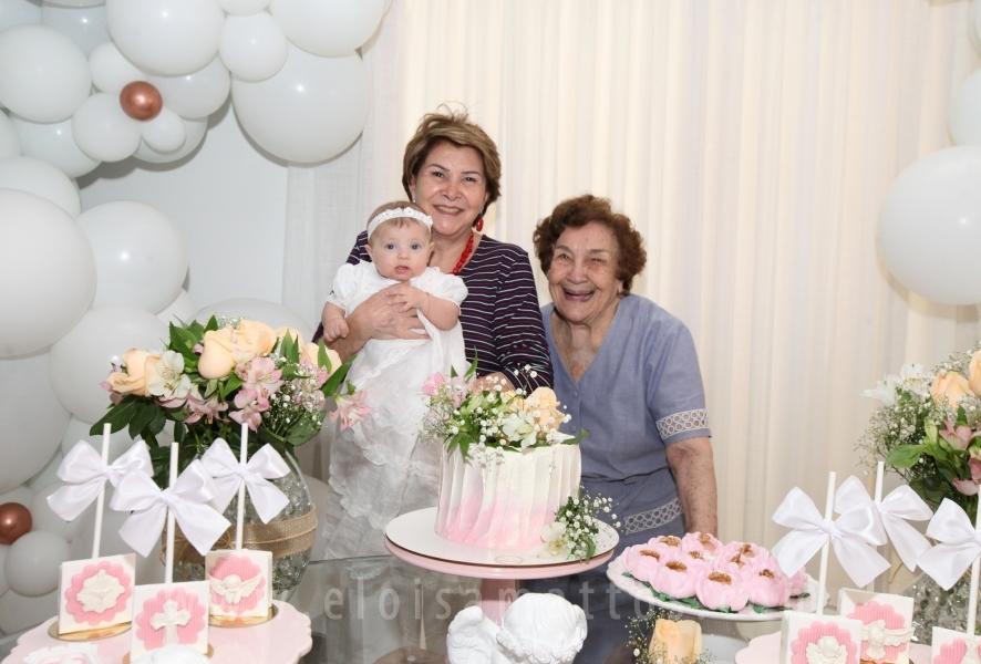 BATIZADO DE ANA CLARA RIBEIRO COLTURATO – IGREJA REDENTORA - Eloisa Mattos