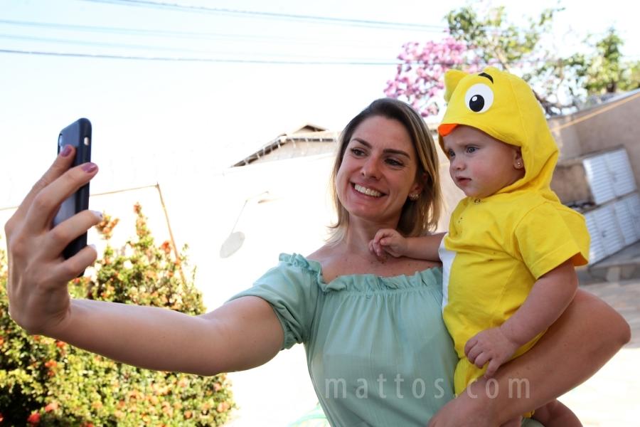 ANIVERSÁRIO DE 1 ANO DE ANTONIA ANTONIASSI NASSER - Eloisa Mattos