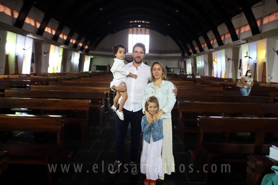 BATIZADO DE JOSÉ FIGUEREDO TÁPPARO - Eloisa Mattos
